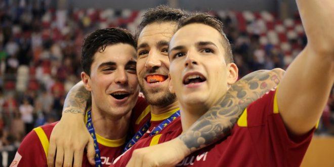 Resúmen Final Campeonato de Europa 2018 España-Portugal