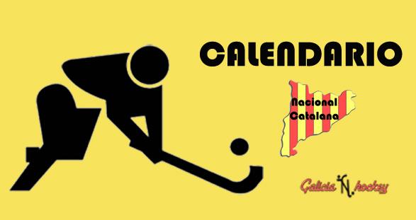 CALENDARIO FIN DE SEMANA: NACIONAL CATALANA GRUP A  JOR.4 (6-10-18)