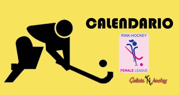 CALENDARIO FIN DE SEMANA: FEMALE LEAGUE CUP PRE-ELIMINATORIA (10-11-18)