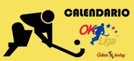 CALENDARIO MARTES-MIÉRCOLES: OK LIGA JOR.9 (20-11-18)