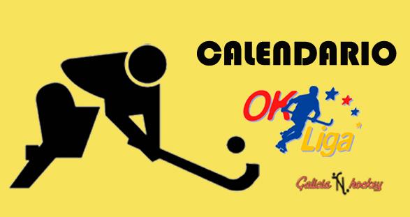 CALENDARIO FIN DE SEMANA: OK LIGA JOR.4 (13-10-18)