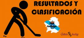 RESULTADOS Y CLASIFICACIÓN: LIGA VETERANOS MASCULINA AUTONOMICA JOR.2 (10-11-18)