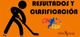 RESULTADOS Y CLASIFICACIÓN. OK LIGA JOR.12 (8-12-18)