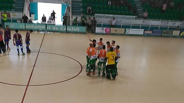 Jornada 2 de la Liga Catalana