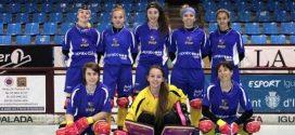 L'Igualada hockey femenino hace plantel para volver a ser un referente en la OK Liga