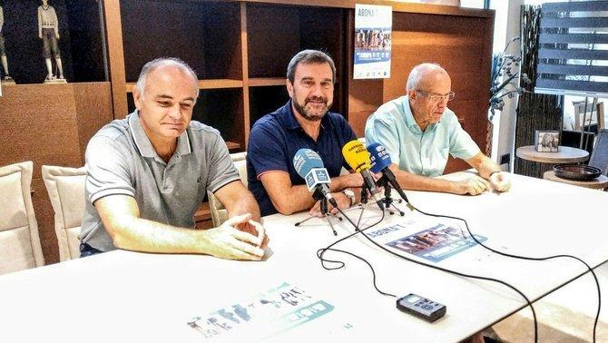 El Lleida Lista pone en marcha un proyecto para encontrar patrocinio y recaudar 60.000 euros