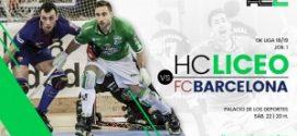 Este sábado comienza la OK Liga de Hockey sobre Patines con los dos finalistas de la Supercopa de España enfrentándose en Riazor