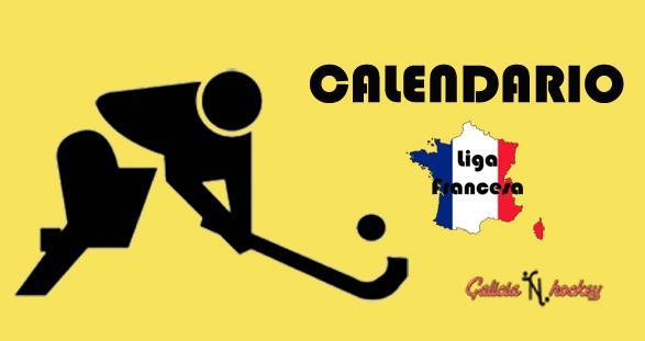 CALENDARIO FIN DE SEMANA: LIGA FRANCESA N1 ELITE JOR.8 (8-12-18)