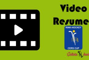 VIDEO RESUMEN WS EUROPE: TURQUEL 5-4 WALSUM JOR.2 (17-11-18)