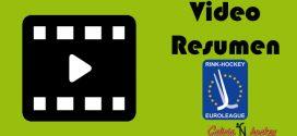 VIDEO RESUMEN  EUROLEAGUE: REUS 2-4 PORTO JOR.2 (17-11-18)