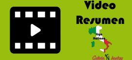 VIDEO RESUMEN LIGA ITALIANA: LODI 3-3 FOLLONICA JOR.6 (10-11-18)