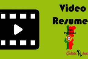 VIDEO RESUMEN LIGA PORTUGUESA: VALONGO 6-3 TURQUEL JOR.5 (10-11-18)