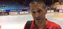 """Quim López (CP Vic): """"No hay que ponerse nervioso, trabajando así los resultados ya llegarán"""""""