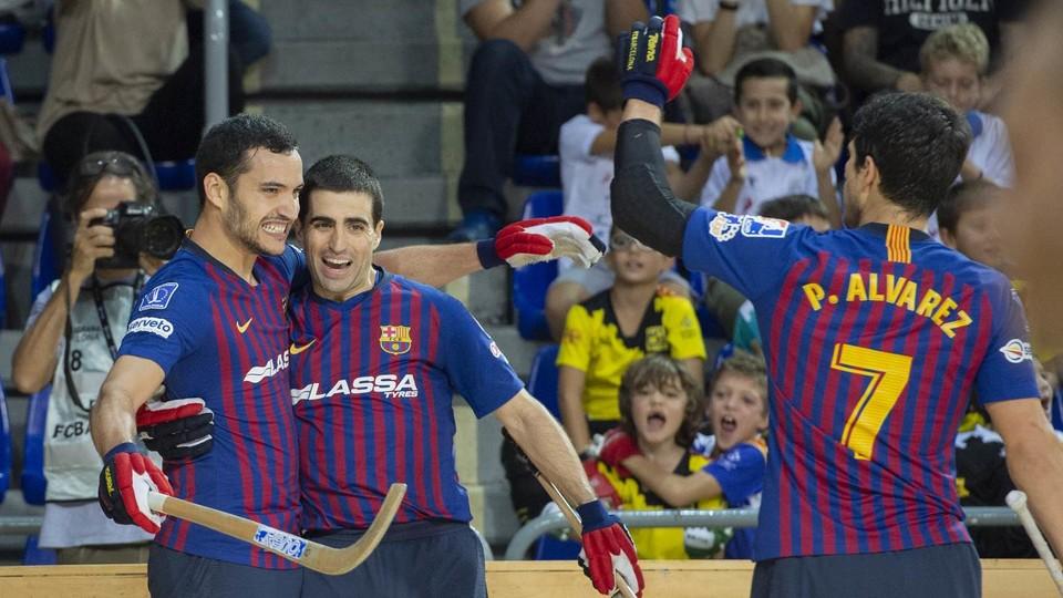 Barça Lassa – Sant Cugat: ¡Partido inédito en el Palau!