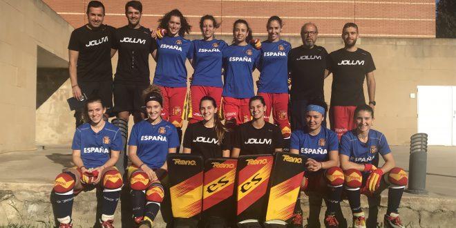 La Selección absoluta femenina pone punto y final a su preparación para el Europeo