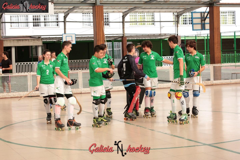 Galería Fotográfica cat Juvenil HC Liceo – HC Raxoi B jor:5 (20/10/18)