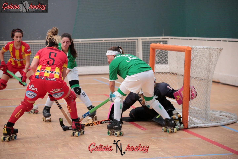 Galería Fotográfica OK Liga Fem 1ª Jornada 18/19 HC Liceo – CP Manlleu (20/10/18)