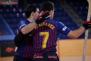 El Telecable Hockey Club y el Barcelona Lassa, a por la Copa Intercontinental