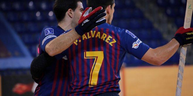 El Telecable Hockey Club y el Barcelona Lassa, a por la Copa Intercontinental