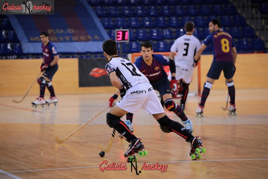 Galería Fotográfica Ok Liga : Barça – Sant Cugat Jor.5 (23-10-18)