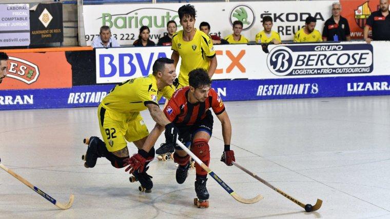 Reus Deportiu y Calafell disputan el segundo derby y el Vendrell visita el Liceo