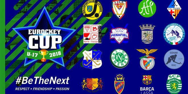 La Eurockey Cup llevará el mejor hockey patines sub-17 a Blanes