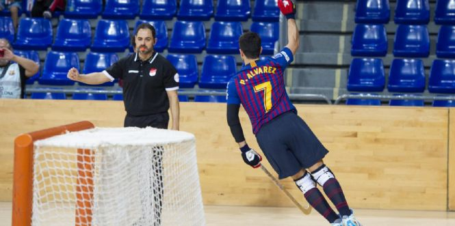 El Barça Lassa sigue mandando en la OK Liga