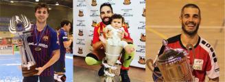 Reyes coruñeses de Supercopas por toda Europa