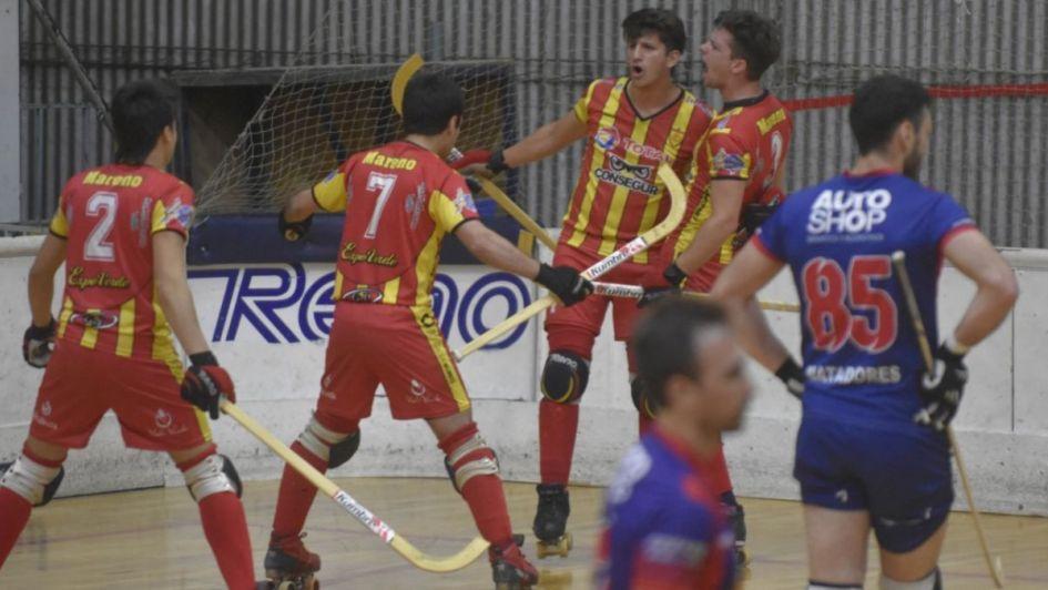 Hockey patín, Leonardo Murialdo a la gran final de la Liga Nacional A-1