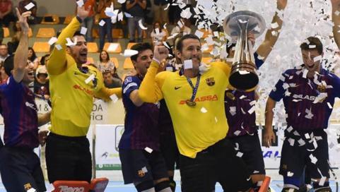 El Barça Lassa vuelve al Palau con el doblete en el bolsillo