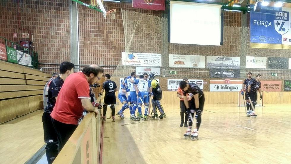 Lleida Llista y Liceo ganan y se colocan segundos