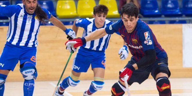 5-2: El Barça pasa del susto a la goleada