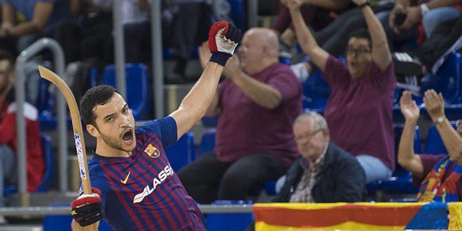 Barça Lassa – Follonica: Victoria en mayúsculas (9-2)