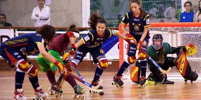 Ya hay fecha para 1:45 segundos pendientes del Portugal – España de hockey patines femenino