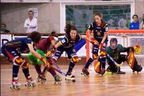 Suspendida la final entre España y Portugal por motivos de seguridad