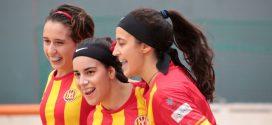 CP Manlleu y Telecable Hockey Club reanudan su emocionante pugna por el liderato de la OK Liga Femenina