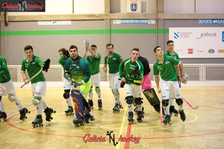 Galería Fotográfica Cat OK LiGA  Plata , jor 3  HC Liceo – CP Tordera (3/11/18)