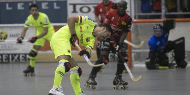 El Barça no gana, el Alcoy se estrena y el Sant Cugat vuelve a empatar