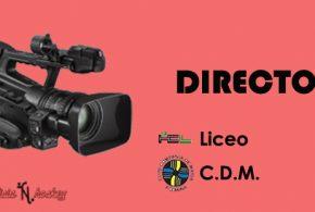 RETRANSMISIÓN EN DIRECTO LIGA GALLEGA JUVENIL: LICEO – CDM B JOR.10 (17-11-18)
