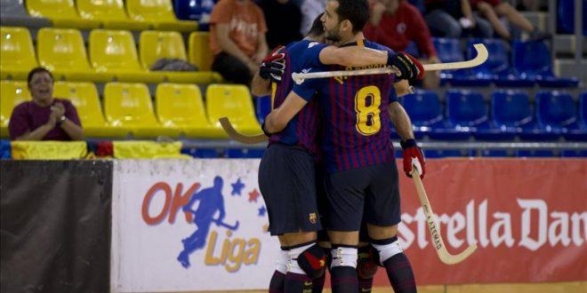 Duelo fácil para el Barça