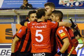 Victòria plàcida del Reus Deportiu davant el Lloret (7-1)