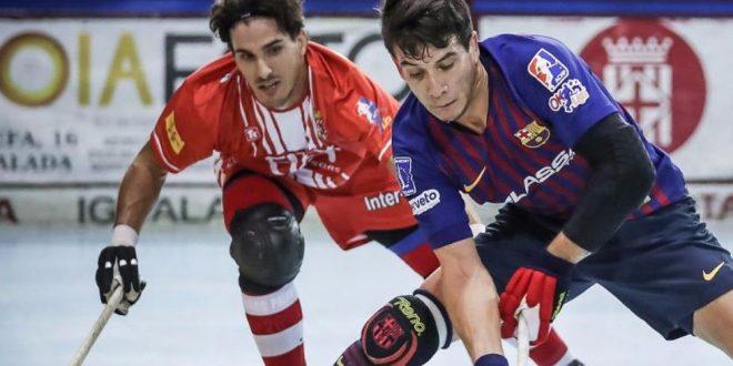 Igualada y Girona pasan a octavos de la Copa WS Europa