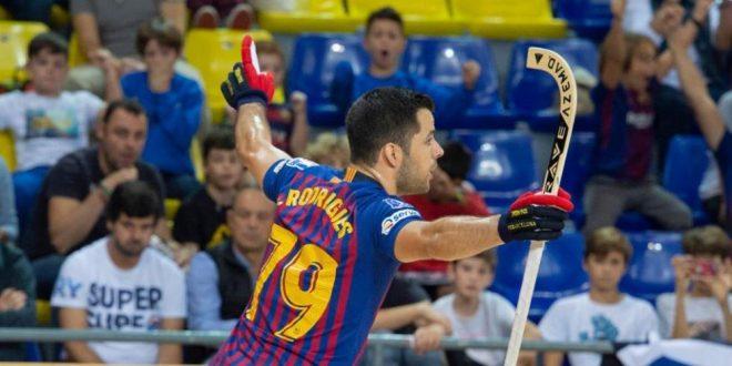 5-0: El Barça sigue sin ceder en la OK Liga
