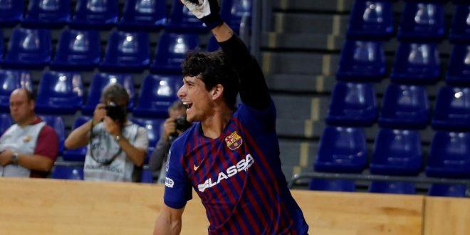 1-6: El Barça Lassa mantiene su ventaja en la OK Liga