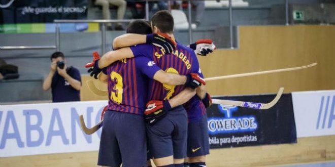 El Barça Lassa quiere seguir en lo más alto