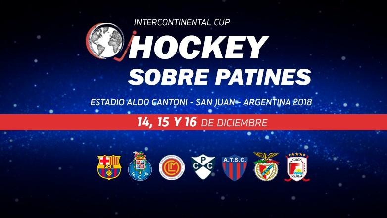Todo lo que necesitas saber de la Copa Intercontinental de Hockey sobre Patines