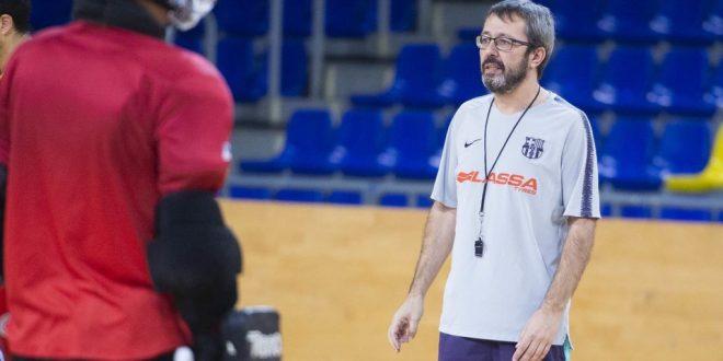 """Edu Castro: """"El Oliveirense está hecho para hacer cosas grandes en la Liga Europea"""""""