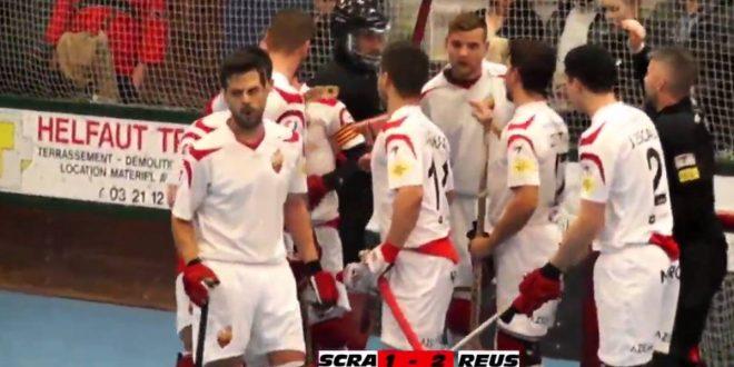 Sólo el Reus salva la jornada negra para el hockey español