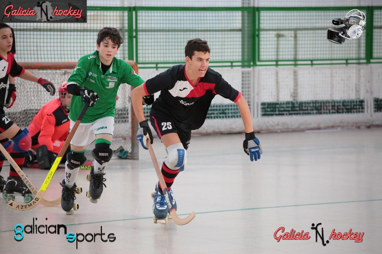 Galería Fotográfica Liga Infantíl 2ªDiv jor 5 HC Liceo B – Diver Patín (2/12/18)
