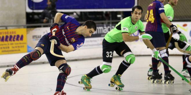 El Lleida vence al Liceo en los últimos segundos y el Barça es más líder